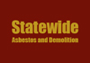 Statewide Asbestos and Demolition