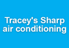 Tracey's Sharp air conditioning