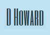 D Howard Landscapes & Excavations