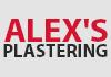 Alex's Plastering