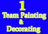 1 Team Painting & Decorating