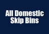 All Domestic Bin Hire