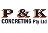 P & K Concreting