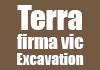 Terra firma vic Excavation