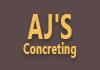 AJ'S Concreting