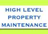 High Level Property Maintenance