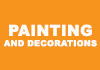 Painting and Decorations