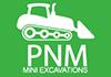 PNM mini excavations