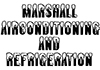 Marshall Airconditioning and Refrigeration