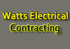 Watts Electrical Contracting