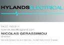 Hylands Electrical Pty Ltd