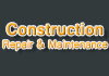Construction, Repair & Maintenance