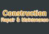 Construction, Repair & Maintenance