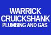 Warrick Cruickshank Plumbing and Gas