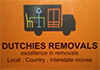 Dutchies Removals