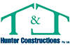 T & J Hunter Constructions Pty Ltd