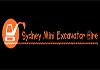 Sydney Mini Excavator Hire