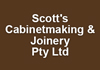 Scott's Cabinetmaking & Joinery Pty Ltd