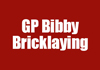 GP Bibby Bricklaying