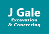 J Gale Excavation & Concreting