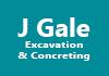 J Gale Excavation & Concreting