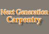 Next Generation Carpentry