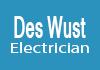 Des Wust Electrician