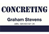 Graham Stevens Concreting