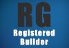 R G Registered Builder