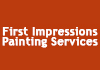 First Impressions Painting Services