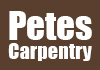 Petes Carpentry