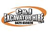 C & J Excavator Hire