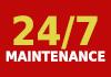 24/7 Maintenance