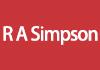 R A Simpson