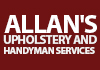 Allan's Upholstery and Handyman Services