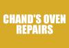 Chand's Oven Repairs