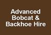 Advanced Bobcat & Backhoe Hire