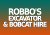Robbo's Excavator & Bobcat Hire