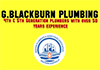 G Blackburn Plumbing