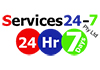 Services 24 - 7 Property Services