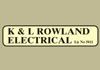 Rowland K & L Electrical