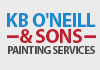 KB O'neill & Sons Painting Services