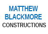 Matthew Blackmore Constructions