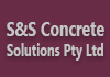 S&S Concrete Solutions Pty Ltd