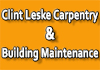 Clint Leske Carpentry & Building Maintenance
