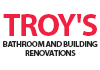 Troy's Bathroom and building renovations