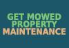 Get Mowed Property Maintenance