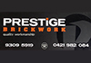 Prestige Brickwork