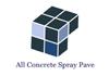 All Concrete Spray Pave