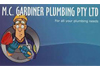 MC Gardiner Plumbing Pty Ltd